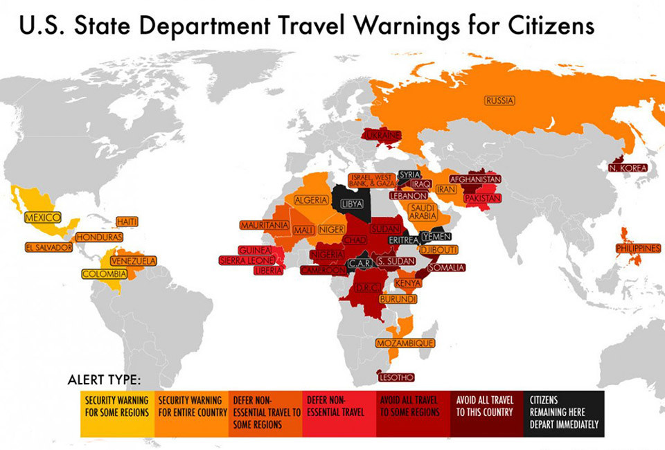 Usa Travel Advice >> Federal Agencies On General Traveler Safety Protect Students Abroad